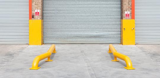 Wheel Guides & Alignment Curbs