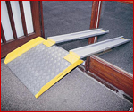 Door Frame Entry Ramp
