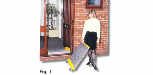 Lightweight Access Ramp